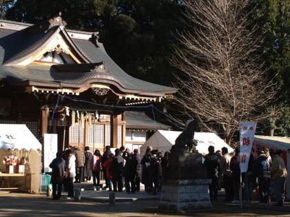 Hatsumoude2009